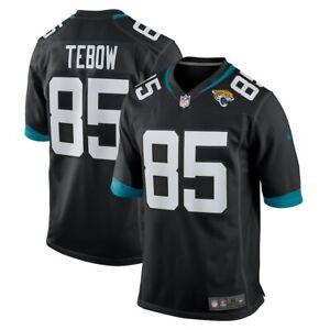 Jacksonville Jaguars Tim Tebow #85 Nike Men's Official NFL Player Game Jersey