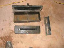 John Deere Tractor Tool Box Case Ford Ih Oliver Allis