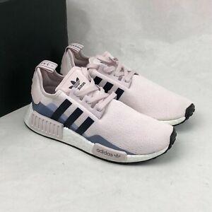 adidas Originals Women's NMD_R1 Sneakers EE5176 Orchid Tint/Collegiate Navy