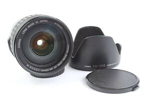 Canon EF 28-135mm f/3.5-5.6 IS Zoom Lens w/ Canon EW78BII Lens Hood #MAP-01652