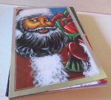 24 BLACK AMERICANA Vtg CARD~miD CENTURY JESUS~SANTA~ANGEL~MARY~shepherd~box LOT
