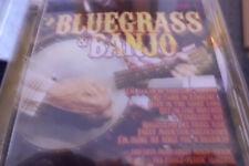 2 CD`s Bluegrass & Banjo