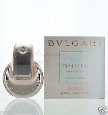 Bvlgari Omnia Crystalline L'eau de Parfum for Women, 2.2 Oz/65mL New Sealed