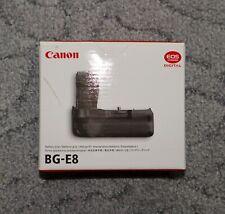 Canon BG-E8 Battery Grip Genuine Original for Canon EOS 700/650D/Rebel T5i/T4i