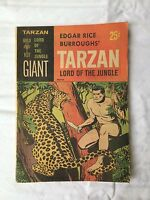 Tarzan Lord of the Jungle Giant #1 Gold Key Comics 8.5 VF Edgar Rice Burroughs