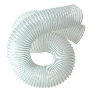 "DS Fasteners 2-1/2"" Clear Hi-Flex PVC Hose 3 Meters"