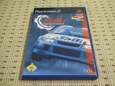 Rally Championship für Playstation 2 PS2 PS 2 *OVP*