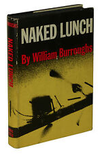 Naked Lunch ~ WILLIAM S. BURROUGHS ~ First Edition ~ 1st Printing 1959 Hardcover