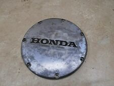 Honda 750 VT SHADOW VT750 Used Engine Outer Clutch Cover 1983 HB260