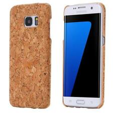 Samsung Galaxy S7 Edge G935 CORK CASE  WOOD NATURE COVER