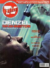 Film Tv.Denzel Washington,Francois Truffaut,Pietro Scalia,Paolo Ruffini,iii