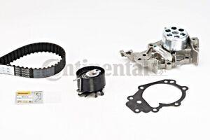 Timing Belt + Pulley Water Pump KIT CONTITECH Fits RENAULT DACIA 1.2L L4 L6