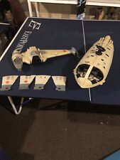 Star Wars B-wing Fighter And Rebel Troop Transport Vehicle Lot