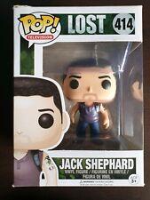 Funko POP! JACK SHEPHARD LOST #414 rare vaulted