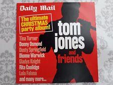 CD - Tom Jones & Friends - Christmas Party - 15 Tracks - Tina Turner
