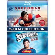 Superman The Movie: Extended Cut & Special Edition 2-Film Collection (Blu-ray)