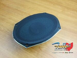 Dodge Ram 1500 2500 3500 4500 5500 Front Door 6in Speaker Mopar OEM 5091019AB