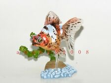 Yujin Aquarium goldfish fish figure Revision part.1 - Telescpoe Eye (one figure)