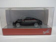 Herpa 028547 Porsche 911 Carrera 2 S Coupe schwarz H0 1:87 Neu
