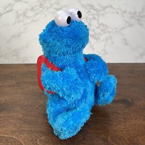 Sesame Street Cookie Monster Count 'N Crunch - NO COOKIES Batteries Included