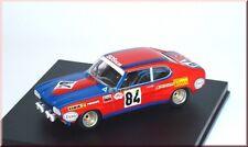 FORD CAPRI 2600 RS 24 h HRS. Le Mans 1972 #84 guérie Rouget TROFEU 2315 1:43