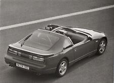 Nissan 300 ZX Twin Turbo Period Press Photograph - 1990