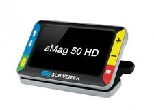 Emag 50 HD Electronic Reading Magnifier Reader Magnifying Glass from Optical New