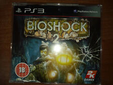 BIOSHOCK 2 PROMO PS3 PLAYSTATION PROMOTIONAL DISC RARE