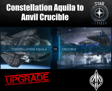 Star Citizen CCU Upgrade - Constellation Aquila to Crucible