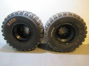 KTM 450 XC Rear Wheel Maxxis 20x11-9 Tires ATV 2008 #2