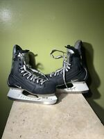 Nike Quest 3 Hockey Ice Skates Men's Size 7.5 EE Skate Tuuk Custom