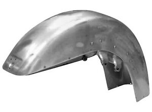 Bikers Choice 090263 Custom Front Fender - With Holes