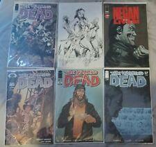 The Walking Dead Comic Book Variants Covers Lot + Negan Lives #1 NM+