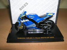 IXO 1:24 MOTO DIE CAST YAMAHA YZR-M1 VALENTINO ROSSI #46 MOTO GP 2005 ART RAB096
