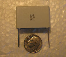 (10) EVOX RIFA 4.7uF 100V 10% radial MMK27,5 polyester capacitors