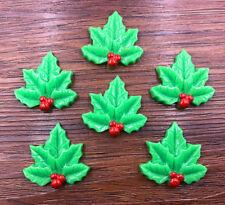 DIY 5pcs Christmas Flatback Resin Cabochon Scrapbooking/Crafts