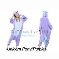 Cosplay Anime Pyjama Costume Hoodies Animal Adult Onesie8 Unisex Fancy Dress ONE