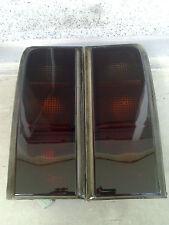 Rote Schwarze Rückleuchten Lasierung Lasur Lasieren Ihrer Hummer H2 Rücklichter
