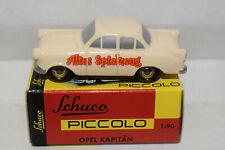 Opel Konvolut Autos modelle Spielzeug Manta Adam Calibra