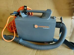 Hoover CH30000 - PortaPower Lightweight Commercial Canister Vacuum