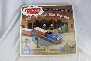 Rare 1993 ERTL Thomas the Tank Engine Turntable Playset open box