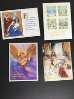4 Vintage Guidepost Christian Christmas Cards With Envelopes Ministry Hope