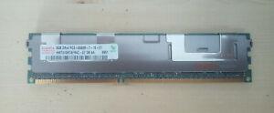 Mémoire SERVEUR 8Go RAM ECC REG 2Rx4 DDR3 HYNIX PC3-8500R HMT31GR7AFR4C-G7