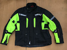 "VIPER  Mens Textile Motorbike Motorcycle Jacket Size UK 46"" to 48"" Chest  B1"