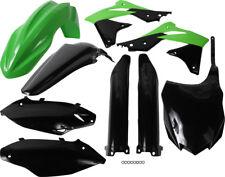 ACERBIS FULL PLASTIC KIT (GREEN) 2314183914 MC Kawasaki