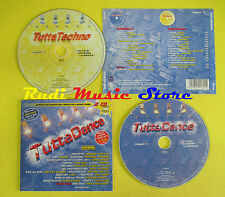 CD TUTTADANCE TUTTATECHNO compilation 2003 DINO ERAPHONES TOM JONES (C20*)