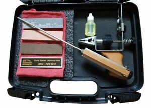 KME Precision Sharpeners R.P.S.H. Combo Kit Knife Sharpening System