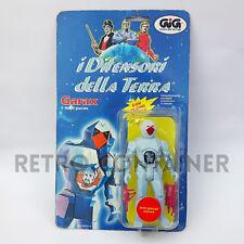 DEFENDERS OF THE EARTH - I DIFENSORI DELLA TERRA - Garax GIG Italy MISB MOC NEW