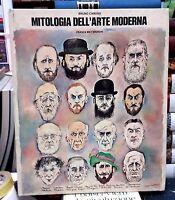 Mitologia dell'arte moderna - Bruno Caruso -  Franca May Edizioni, [1977]