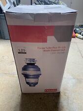 Franke Turbo Plus TP-125 Waste Disposal Unit